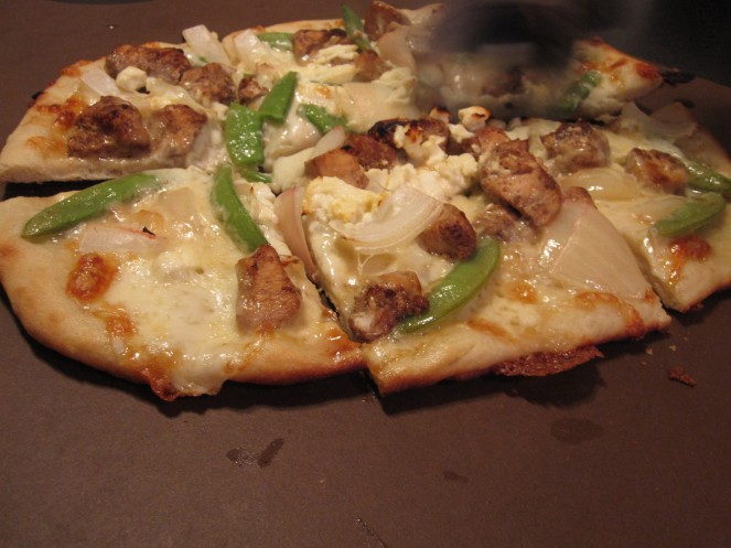 Pheasant Pizza