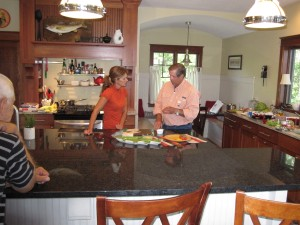 Cooking with Ron Schara