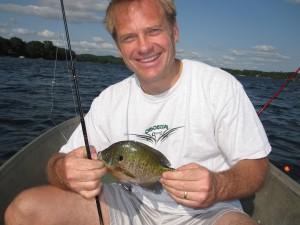 Fishing date