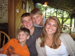 Lisa Erickson's Children