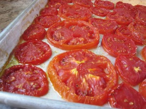 What to do with tomatoes?