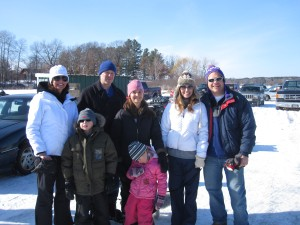 Ice Fishing with Lisa Erickson Minnesota Bound