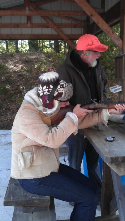 Muzzle shooting