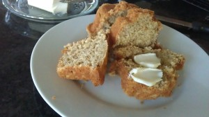 Buttered Quick breads