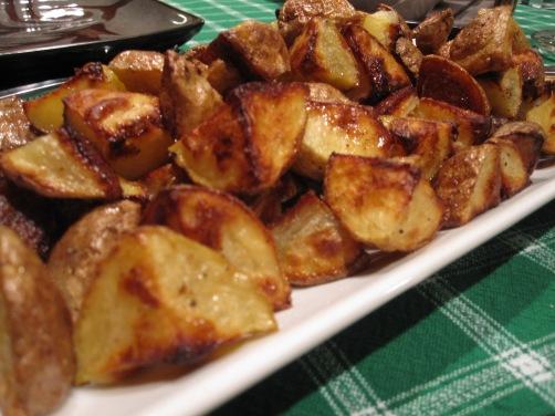 Easy Potatoes