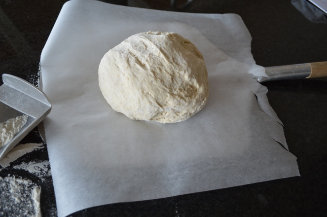I always use parchment paper.