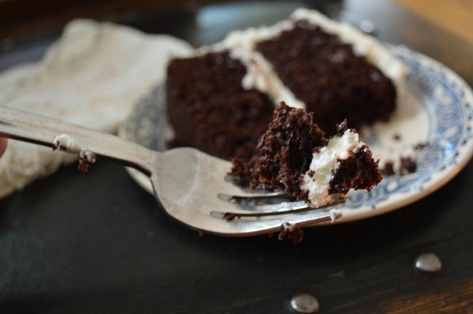 Best chocolate cake ever!