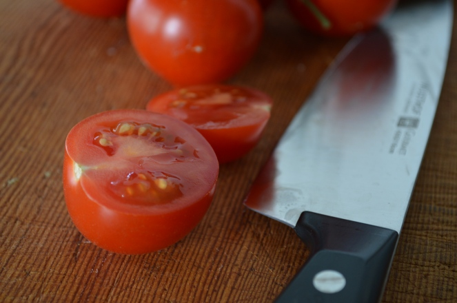 Tomatoes are the perfect summer food!